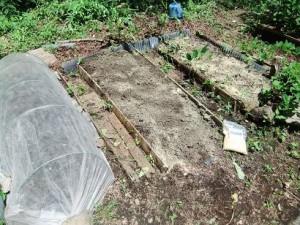 家庭菜園の土壌改良に!